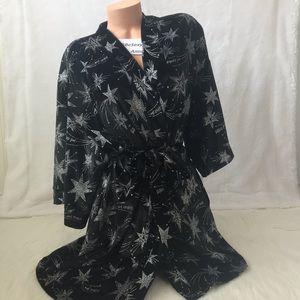 Victoria's Secret M/L  Shine Starts robes